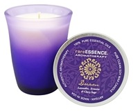 RareEssence - Aromatherapy Spa Candle Dream Purple -