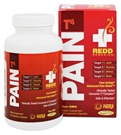 Redd Remedies - Pain T4 - 120 Vegetarian