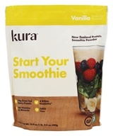 Kura - New Zealand Protein Smoothie Powder Vanilla