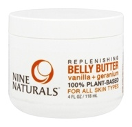 Replenishing Belly Butter