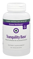 D'Adamo Personalized Nutrition - Genoma Nutritionals Tranquility