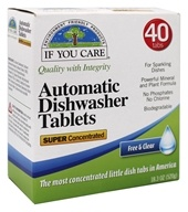 If You Care - Automatic Dishwasher Tablets Free