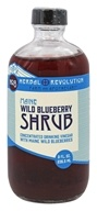 Herbal Revolution - Concentrated Drinking Vinegar Wild Blueberry