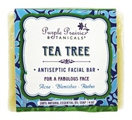 Purple Prairie Botanicals - Antiseptic Facial Bar Soap