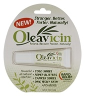 Oleavicin - Cold Sore Treatment Soothing Gel -
