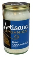 Artisana - Raw Organic Virgin Coconut Oil -