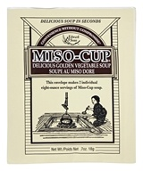 Edward & Sons - Miso-Cup Delicious Golden Vegetable
