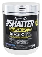 Muscletech Products - #Shatter SX-7 Black Onyx Blue