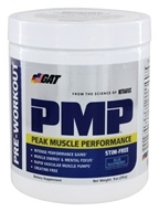 GAT - PMP Peak Muscle Performance Pre-Workout Stim-Free
