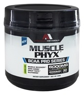 American Metabolix - MusclePhyx BCAA Pro Series Lemon
