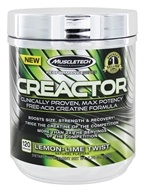 Muscletech Products - Creactor Creatine Formula Performance