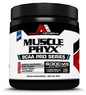 American Metabolix - MusclePhyx BCAA Pro Series Fruit