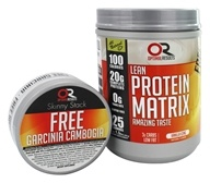 Optimal Results - Lean Protein Matrix with Free