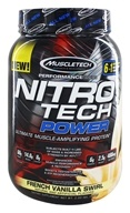 Nitro-Tech Power Performance Series