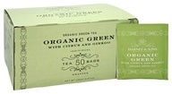 Harney & Sons - Organic Green Tea with