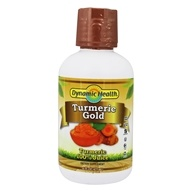 Dynamic Health - Turmeric Gold Juice - 16