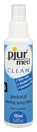 Pjur - Med Clean Personal Cleaning Spray Lotion - 3.4 oz.