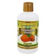 Dynamic Health - Turmeric Gold Juice - 32