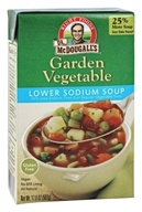 Dr. McDougall's - Gluten Free Lower Sodium Soup