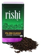Rishi Tea - Organic Loose Leaf Pu-erh Tea