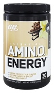 Optimum Nutrition - Essential AmiN.O. Energy Iced Cafe