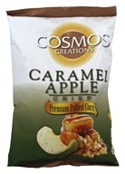 Cosmos Creations - Premium Puffed Corn Caramel Apple