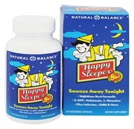 Natural Balance - Happy Sleeper - 60 Vegetarian