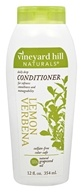 Vineyard Hill Naturals - Conditioner Lemon Verbena -