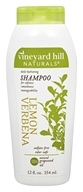 Vineyard Hill Naturals - Shampoo Lemon Verbena -
