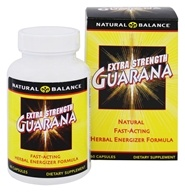 Natural Balance - Extra Strength Guarana - 60