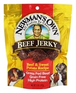 Newman's Own Organics - Beef Jerky Dog Treats