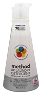 Method - Laundry Detergent 8x Concentrated Free +