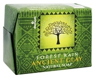 Zion Health - Organic Ancient Clay Soap Forest