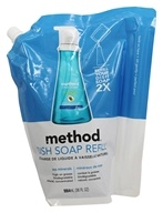Method - Dish Soap Refill Sea Minerals -
