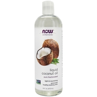 NOW Foods - Pure Fractionated Liquid Coconut Oil
