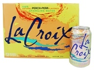 LaCroix - 100% Natural Sparkling Water Peach-Pear -