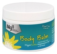 Mg12 - Body Balm - 8 oz.