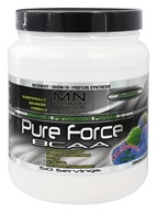 Maximum Nutrition - Pure Force BCAA Blue Raspberry