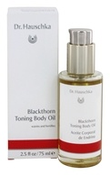 Dr. Hauschka - Blackthorn Toning Body Oil -