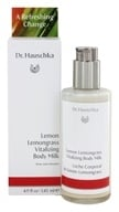 Dr. Hauschka - Vitalizing Body Milk Lemon Lemongrass