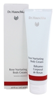 Dr. Hauschka - Nurturing Body Cream Rose -