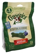 Greenies - Dental Chews For Dogs Regular Bursting