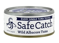 Wild Albacore Tuna Canned