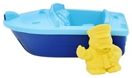 Green Toys - Launch Boat Ages 2+ Blue