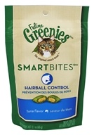 Greenies - Feline Smartbites Treats Hairball Control Tuna