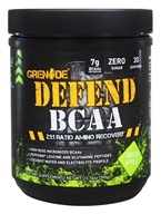 Grenade - Defend BCAA Green Apple 30 Servings