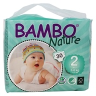 Bambo Nature - Baby Diapers Stage 2 Mini