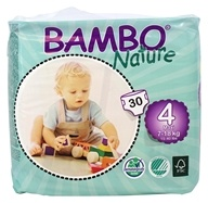 Bambo Nature - Baby Diapers Stage 4 Maxi