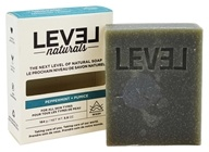 Level Naturals - Bar Soap Peppermint + Pumice