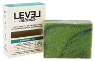 Level Naturals - Bar Soap Eucalyptus + Lime